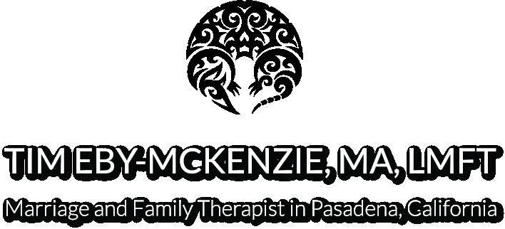 Tim Eby-McKenzie, MA, LMFT